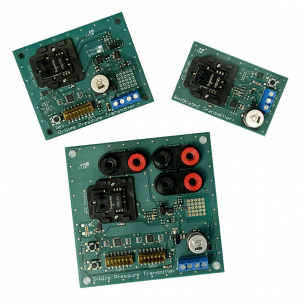 Image of evaluation boards