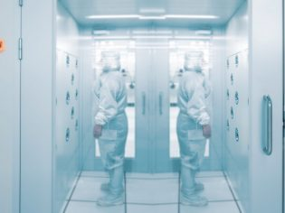 Accessing a Clean Room