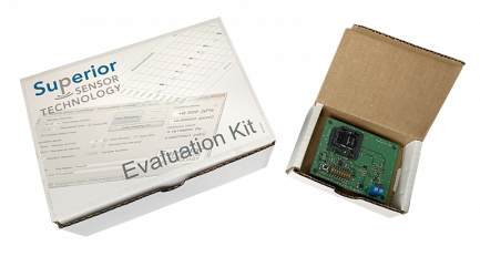 Image of evaluation kit